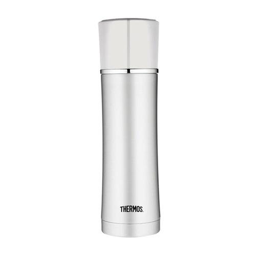Thermos Termoska na nápoje - elegantní bílá 470 ml  cb2dd7d6b73