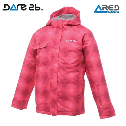 a9e59b5e0b9 Dare2b dětská lyžařská bunda Bamboozle Pink