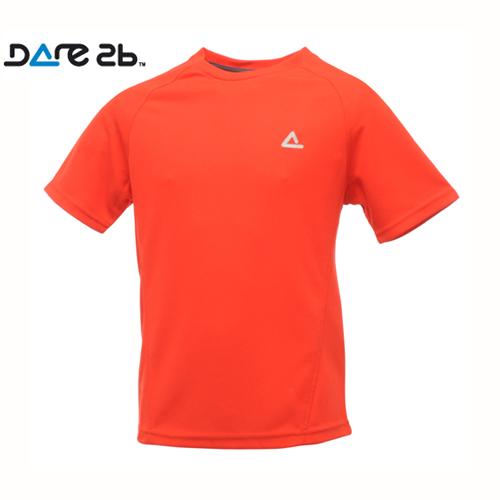63e929daca1 Dare2b funkční tričko Boardbreak červené 7-8 let